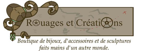 Rouages et Créations bijoux steampunk