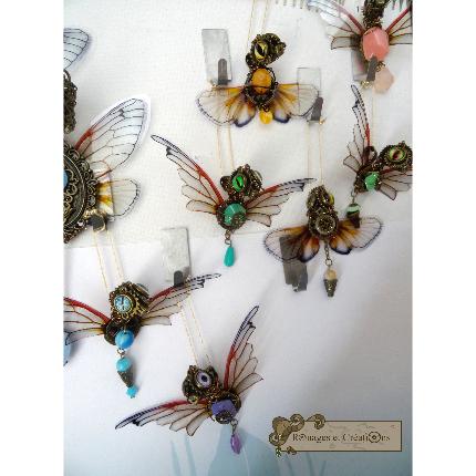 Les Dragons-fées (figurines, pendentifs..etc)